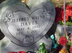 Jeffrey Wayne Davis
