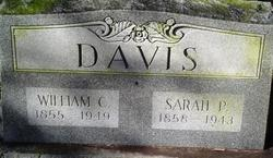 Sarah <i>Pollock</i> Davis