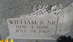 William B Davis, Sr