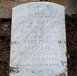 John J. Baptiste