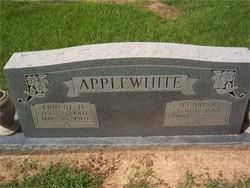 Ardena Pearl <i>Speer</i> Applewhite