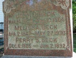 Melissa <i>Klingler</i> Beck