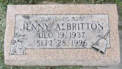 Jenny Albritton