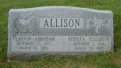 Clarson Abraham Allison