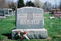 Anna Catherine <i>Marshall</i> Alsip