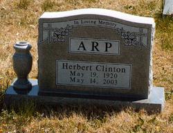 Herbert Clinton Bill Arp