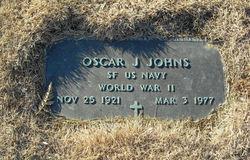 Oscar J. Johns