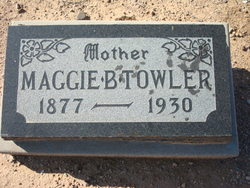 Margaret B Maggie <i>Grace</i> Towler