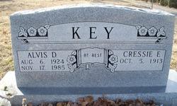 Alvis D Key