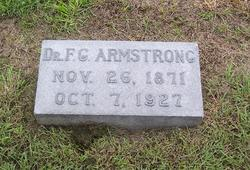 Dr Felix G Armstrong