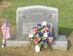 Alex Cecil Alexander