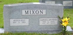 Barbara Ann <i>Pinto</i> Mixon