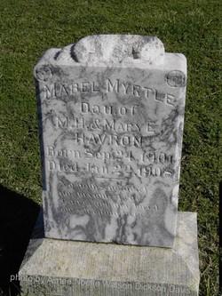 Mabel Myrtle Havron