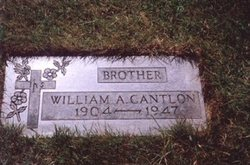 William Andrew Shorty Cantlon