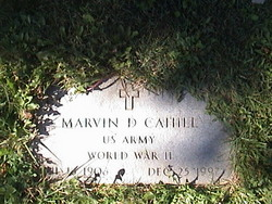 Marvin Deverne Cahill