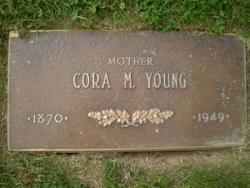 Cora Mable <i>Bicksler</i> Young