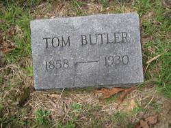 William Thomas Tom Butler