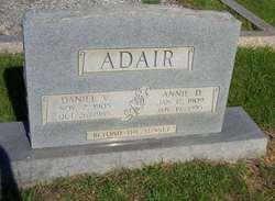 Annie Dean <i>Davidson</i> Adair