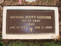 Michael Scott Goucher