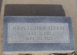 John Luther Terral