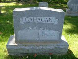 Rudy William Gahagan