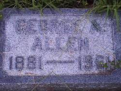 George A Allen