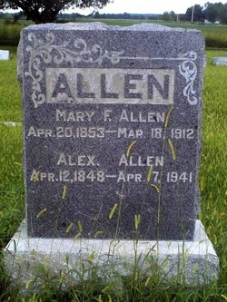 Mary F Allen