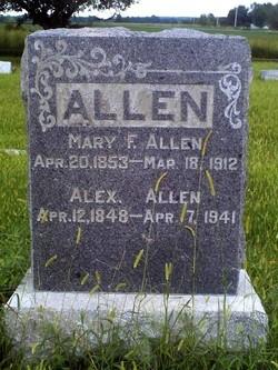 Alex. Allen