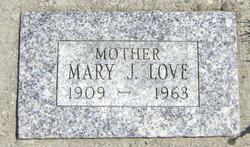 Mary Jane <i>Benwy</i> Love