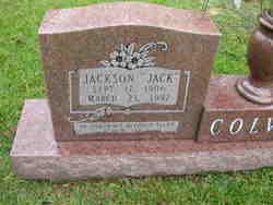 Jackson William Colvin