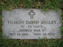 Tilmon David Ansley