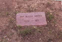 Ann <i>Austin</i> Hamer