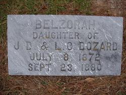 Belzorah Bozard