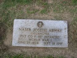 Naseb Joseph Abway