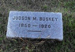 Judson M Buskey