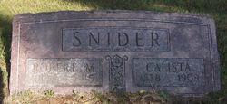 Robert Miles Snider