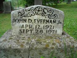 John David Lee Everman, Jr