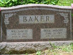 Inva <i>Moore</i> Baker