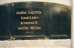 Maria Letizia <i>Ramolino</i> Buonaparte