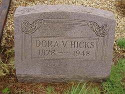 Dora V. Hicks