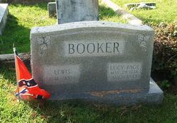 Lucy <i>Page</i> Booker