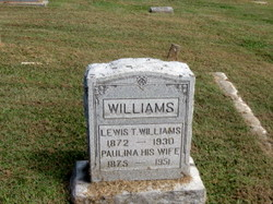 Paulina <i>Bailey</i> Williams