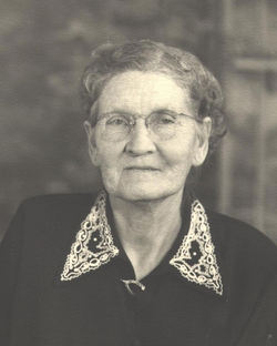 Lillie Mae <i>Talkington</i> Aubrey