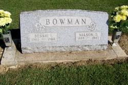 Bessie <i>Lowery</i> Bowman