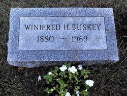 Winifred Honora Buskey