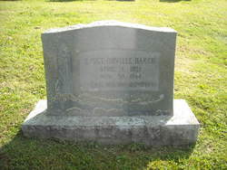 Sgt Orville Trude Baker
