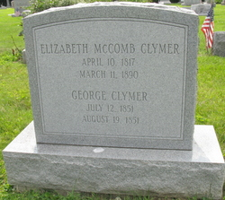 Elizabeth <i>McComb</i> Clymer