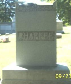 Anna S. <i>Stahl</i> Chaffee