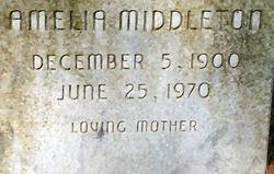 Amelia Middleton