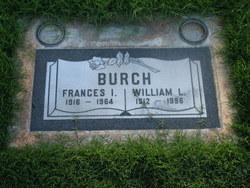 Frances Irene <i>Graf</i> Burch